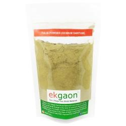 Ekgaon Tulasi Powder (Ocimum Santum) 50g