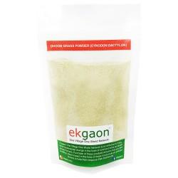 ekgaon Dhoob Grass Powder (Cynodon Dactylon) 200g