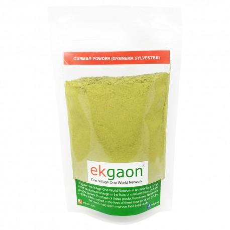 Ekgaon Gurmar Powder (Gymnema Sylvestre) 50g