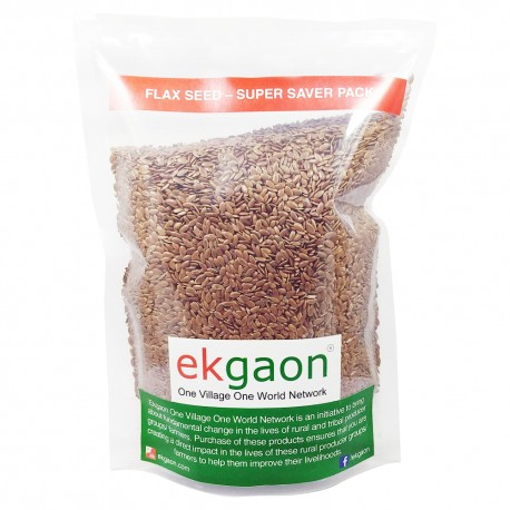 Flax Seed – Super Saver Pack (500g)