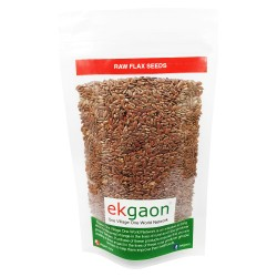 ekgaon Raw Flax Seed 100g