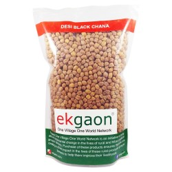 Desi Black Chana (Chickpeas or Bengal Gram) 1 Kg
