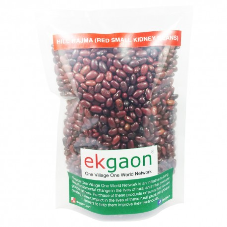 Hill Rajma (Red Small Kidney Beans) 500 gm