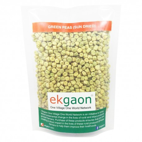 Green Peas (Sun Dried) 500gm