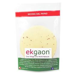 Moong Dal Papad (Dried) 300gm