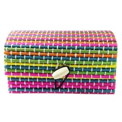 Multicolour Q Box (Trunk)