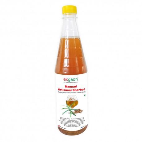 Nannari Artisanal Sherbet 750 ml