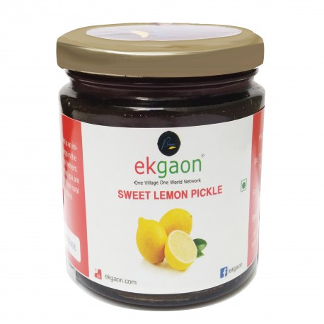 Sweet Lemon Pickle 100 gms