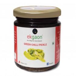 Green chilli Pickle 500gms
