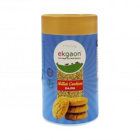 Millet Cookies (Bajra)