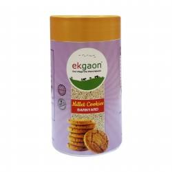 Millet Cookies (Barnyard)