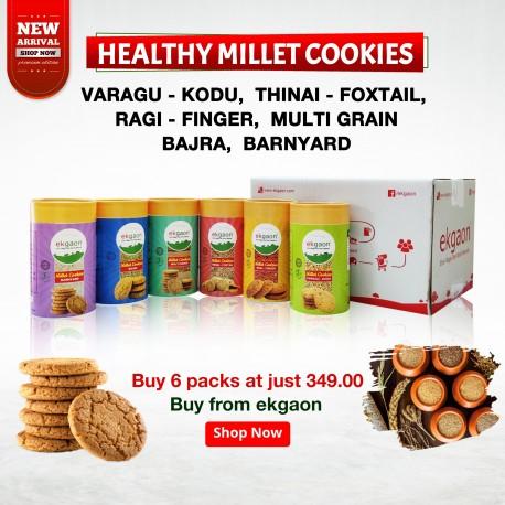 Healthy Millet Cookies-Combo