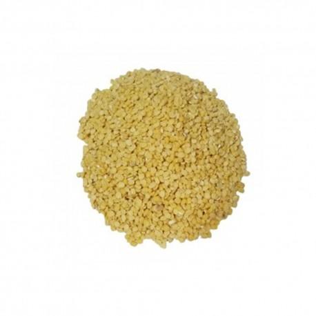 Unpolished Desi Moong Dal - Sabut Dhuli (whole grain & washed Green Gram) 500Gms
