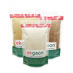 Healthy Traditional Millets Combo 5 (Kodo Millet 500g, Foxtail Millet(Thinai) 500g ,Barnyard Millet 500g)