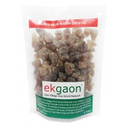 ekgaon Organic Palm Sugar Crystal -250g